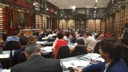 Dl Fiscale: ritirato emendamento Lotti (Pd), ammissibile quello su payout awp al 65%, inammissibile quello su assegnazione al Friuli di parte gettito giochi