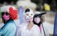 Il Comitato Donne in gioco manifesta in Emilia-Romagna